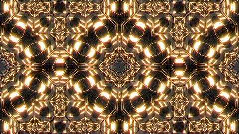 VJ Loop Abstract Warm Lights 13 Animation