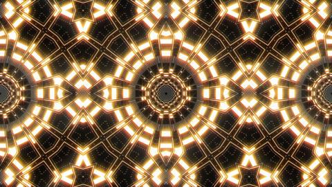 VJ Loop Abstract Warm Lights 16 Animation