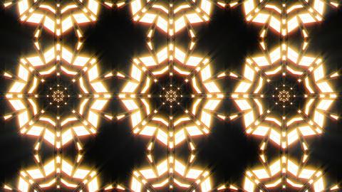 VJ Loop Abstract Warm Lights 22 Animation