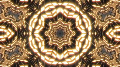 VJ Loop Abstract Warm Lights 23 Animation