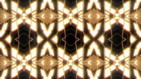 VJ Loop Abstract Warm Lights 27 Animation