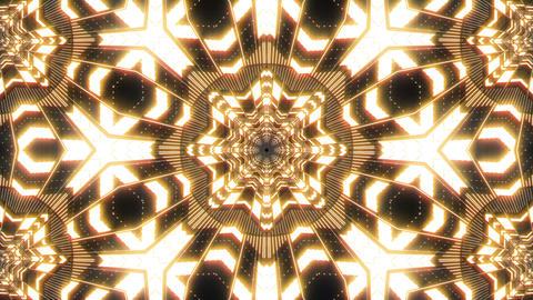VJ Loop Abstract Warm Lights 29 Animation