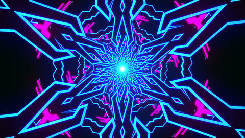 VJ Loop Tunnel 3 Animation