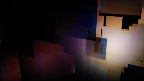 hardlights color blocks Animation