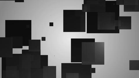 black tile flying Animation