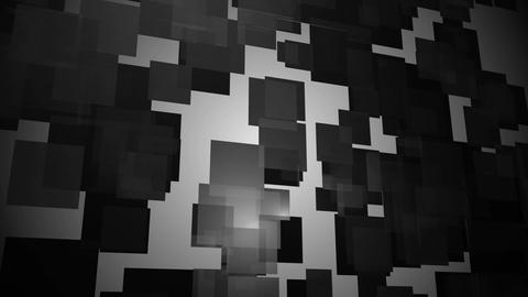grayscale luminance tiles Animation