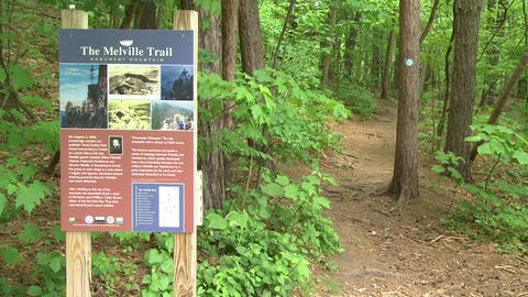 Conservation trail information (4 of 4) Footage