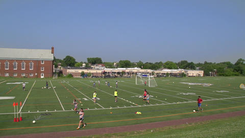 High School athletics (1 of 5) Live Action