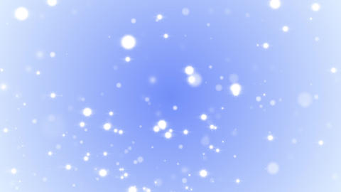 Anacatesthesia Particle Blue Animation