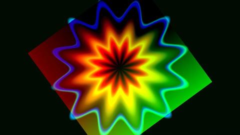Rotating pattern Animation