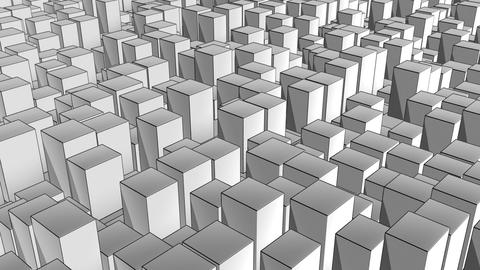 cube track ink Animation