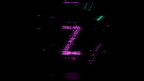 z expand Animation