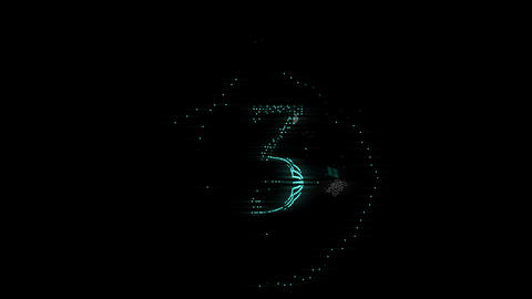 3 Future Stock Video Footage