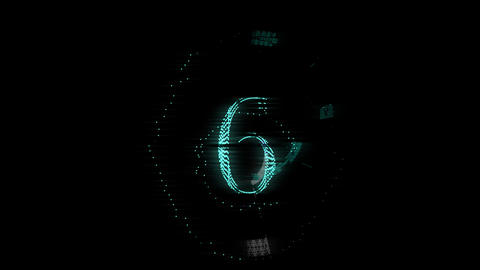 6 Future Stock Video Footage