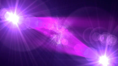 321 purple flare background Stock Video Footage