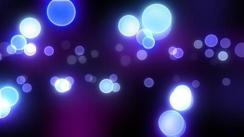 Neon Light in Dot A HD Stock Video Footage