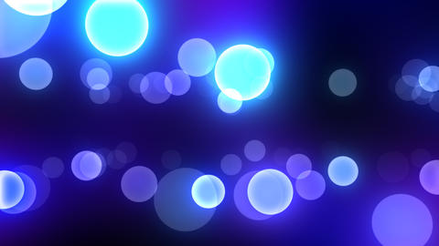 Neon Light in Dot B HD Stock Video Footage