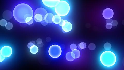 Neon Light in Dot B HD Animation