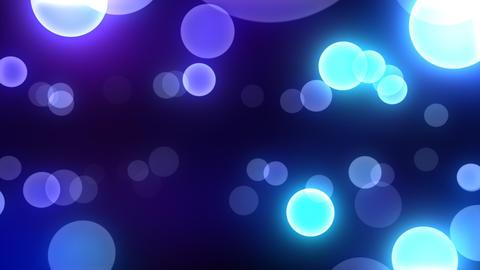 Neon Light in Dot B HD Stock Video Footage