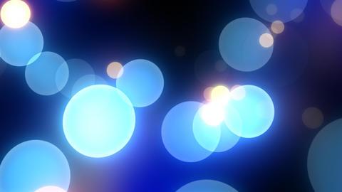 Neon Light in Dot Dt HD Stock Video Footage