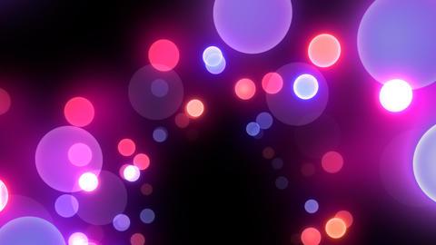 Neon Light in Dot Ft HD Stock Video Footage