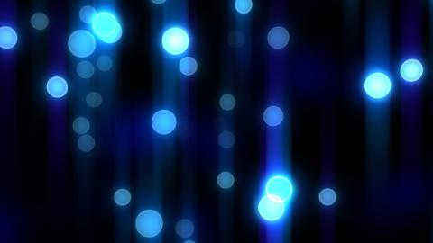 Neon Light Wave Dot B2 HD Stock Video Footage