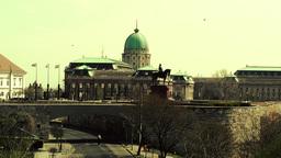 Castle Of Buda 03 stylized Footage