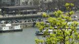 Springtime Budapest Hungary Footage