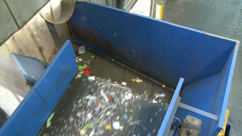 Transporting recyclables (8 of 10) Footage