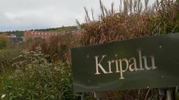 Kripalu Spa Center (6 Of 8) stock footage