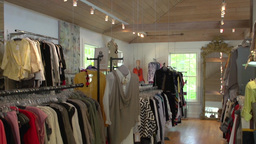 Inside a retail outlet (2 of 5) Footage