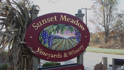 Sunset Meadow Winery (1 of 2) Footage