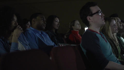 Staring at the movie screen (5 of 5) Footage