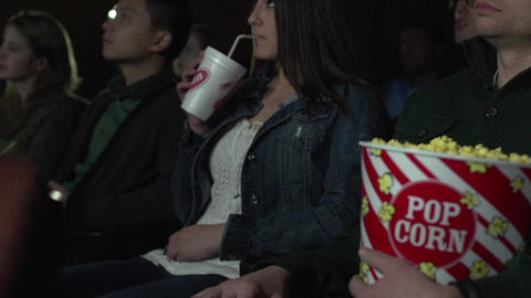 Staring at the movie screen (4 of 5) Footage