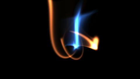 4k Abstract fireworks ray light laser aurora background,smoke fire mist gas Footage