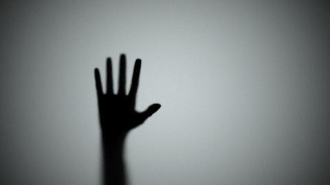 HORRORS. Hand From The Other World In Full HD stock footage