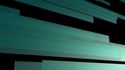 soft blue rectangle Animation