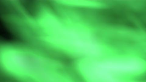 4k Abstract Green Grass Smoke Light Background,microbe Algae Spore Bacteria stock footage