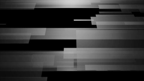 horizontal gray shape Animation