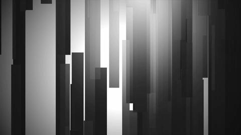 vertical grayscale glowing Animation