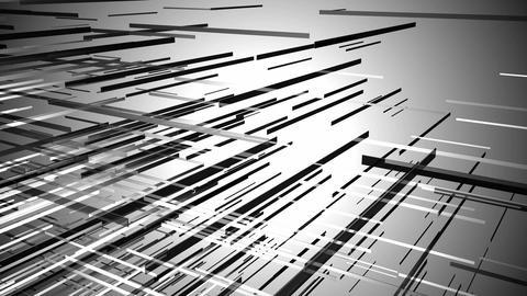 white grid moving Animation