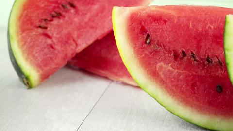 Watermelon stock footage