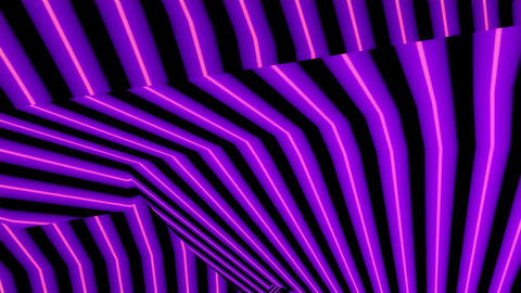 Purple Lines Background stock footage