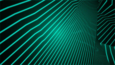 surface line background Animation