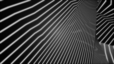 white line background Animation