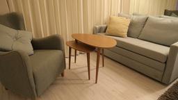 Designed sitting area Footage