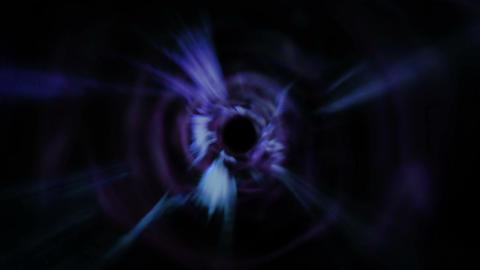 Light tunnel Animation