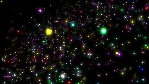 LED Light Space 6b M 6 4 K Animation