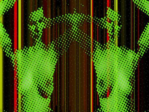 00072 VJ Loops LoopNeo 768 X 576 Stock Video Footage