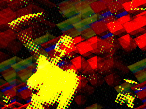 00098 VJ Loops LoopNeo 768 X 576 Stock Video Footage